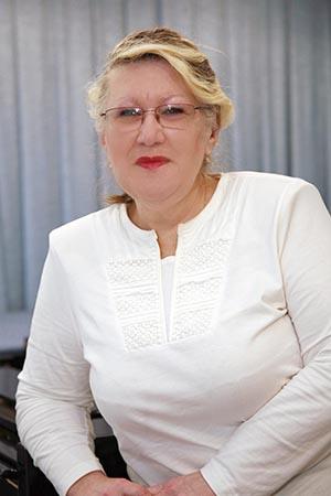 Сидорович Елена Григорьевна