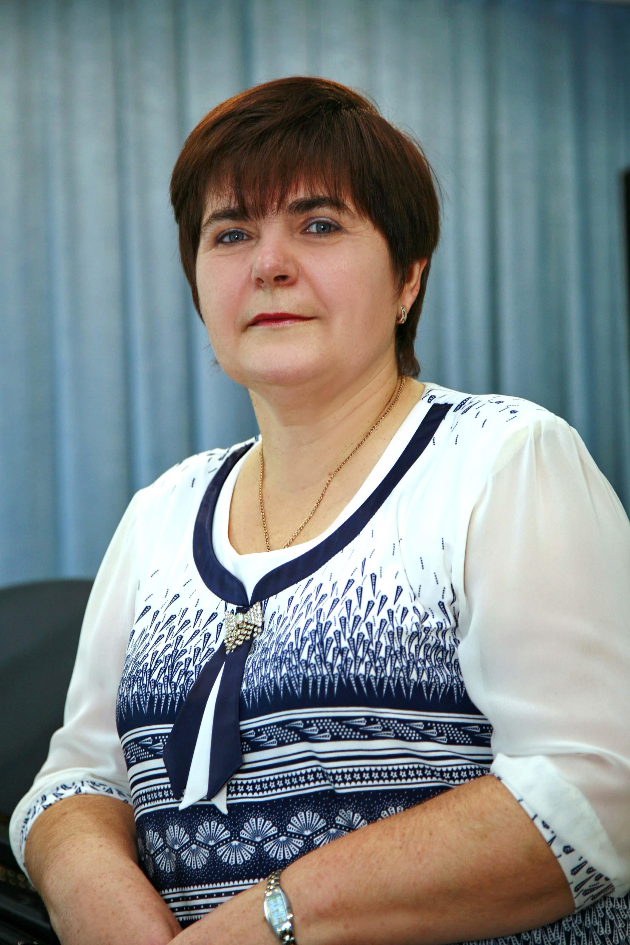 Гриценко Татьяна Евгеньевна