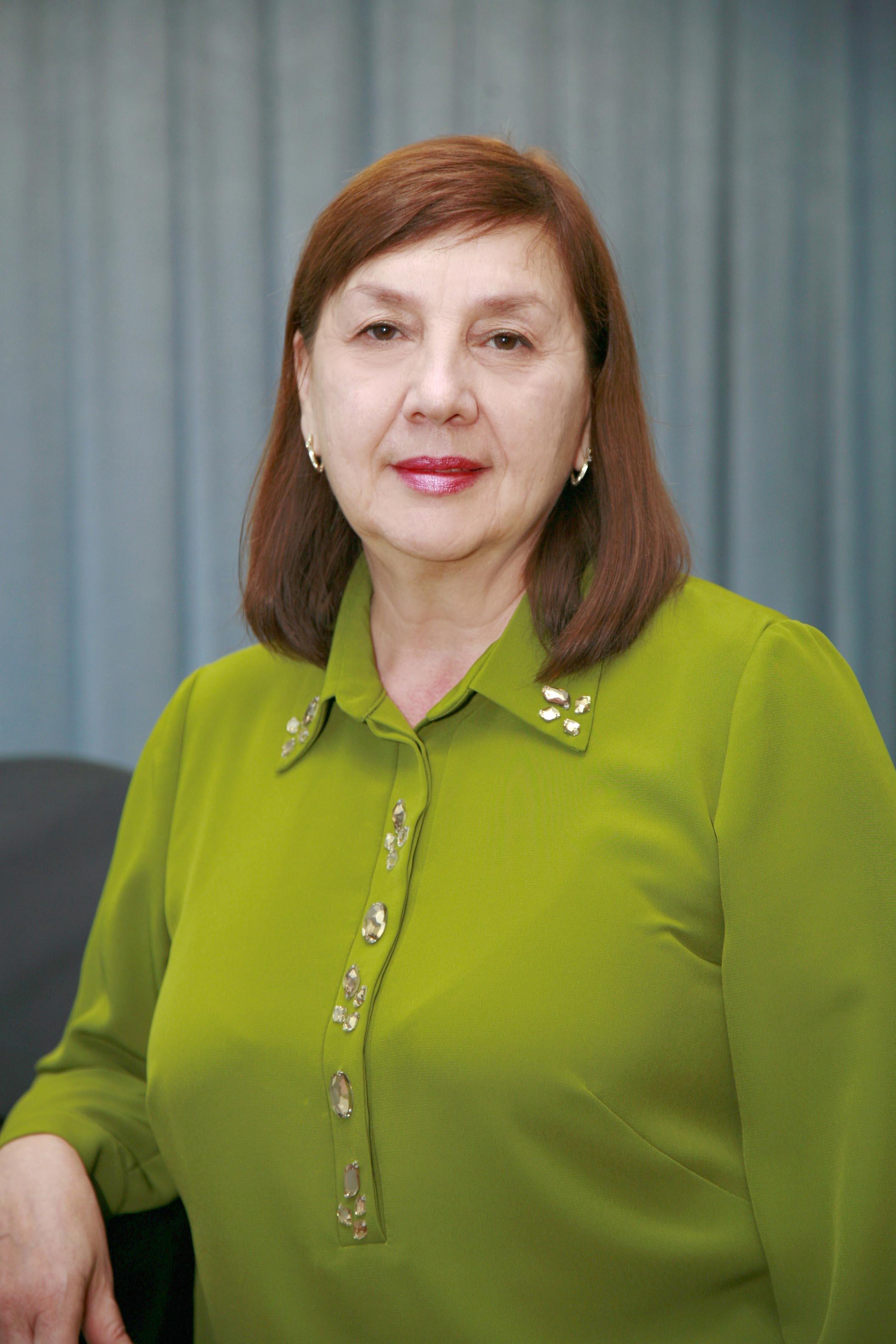 Максимова Маргарита Леонидовна